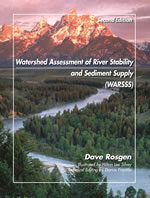 Watershed Assessment of River Stability and Sediment Supply - Flow Chart